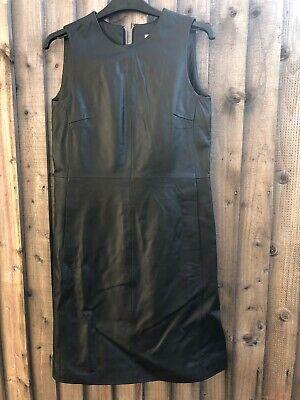 Iris & Ink Leather Dress