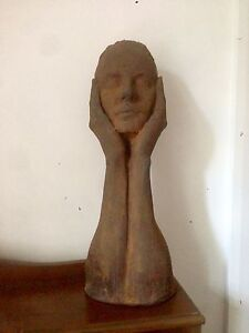 Female Figure Bust South Yarra Stonnington Area Preview