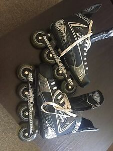 Roller blades used a handful of times