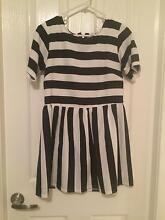 Sabo Skirt Black and White Dress. SIZE 8 Armidale Armidale City Preview