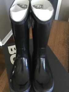 BOGS GIRLS SHINY RAINBOOTS in Size 5