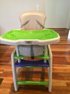 High chair Aberglasslyn Maitland Area Preview