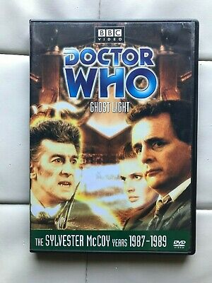 Doctor Who Ghost Light DVD - 7th Doctor-Sylvester McCoy