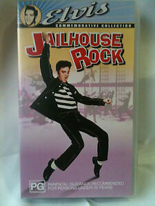 JAILHOUSE-ROCK-ELVIS-PRESLEY-VHS-VIDEO