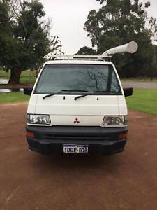 2009 Mitsubishi Express Van $5799 ( FOR THE TRADIE OR TRAVELLER )