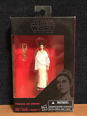 Star Wars the Black Series Princess Leia Organa 3.75
