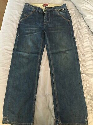 Men's superdry jeans 34