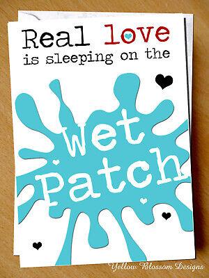 Funny Valentines Day Card Joke Dirty Naughty Him Her Partner Anniversary Xmas ()