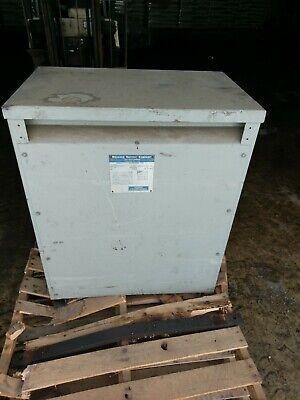 Reliance 118kva Drive Isolation Transformer 460 - 460y266v Delta Wye 3ph 480v