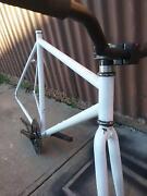 Fixed Gear Track Frame BMX Adelaide CBD Adelaide City Preview