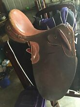 "17"" Stock saddle Morayfield Caboolture Area Preview"