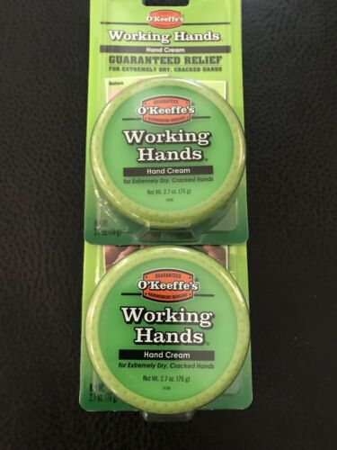 o'keeffe's working hands cream 2.7 oz each 2 Pack