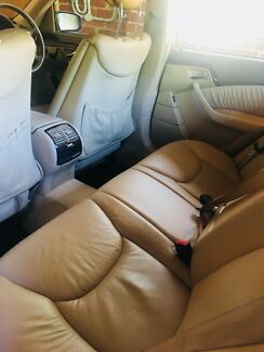 Mercedes S320 (Sedan) Manufactured 05/2001 - One lady owner