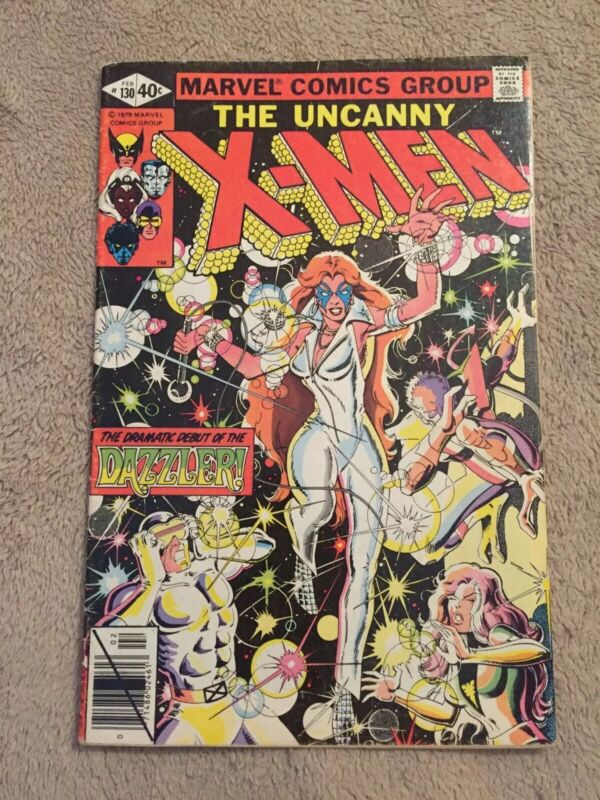 Uncanny X-Men #130 1st appearance Dazzler 2nd Kitty Pryde Appearance [Marvel]