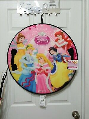"26"" Round Disney Princess Cushioned Snowboard Speedster/Wall Hanger"