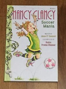Nancy Clancy Chapter Book