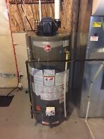 Hot Water Tank Installations & Service