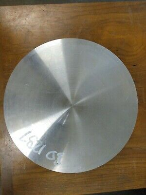 10 Diameter 4130 Steel Round Bar Stock -10 X 1 Length