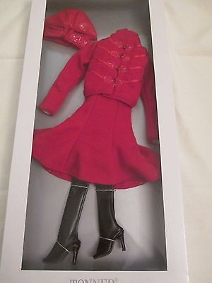 Dynamic Red Tonner Cami Doll Outfit NRFB 300 Made '12 fits Antoinette Precarious
