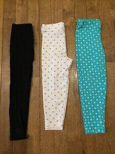 3t pants and one pair of ribbed tights (thick)