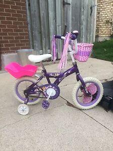 Girl's Disney Princess Bike