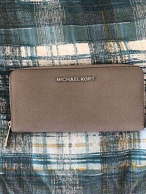 Michael Kors Purse Grey