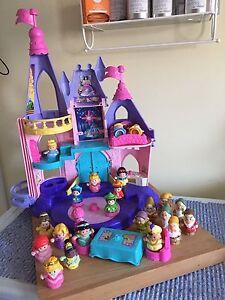 Little people palais de princesse