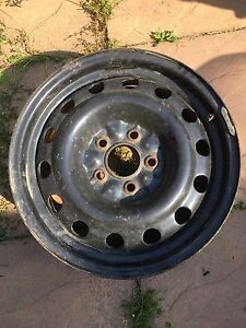 Steel rims for sale x4