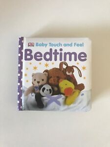 Baby Touch & Feel book: Bedtime