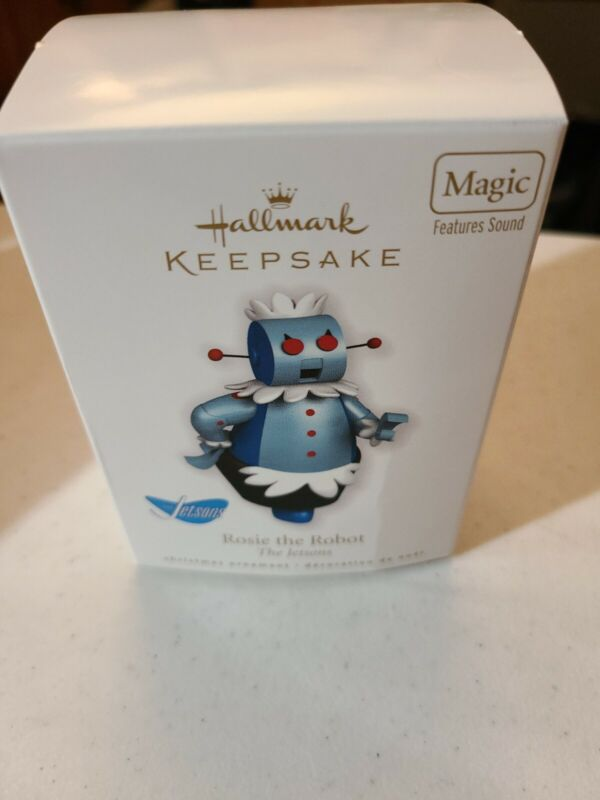 Hallmark Keepsake Rosie the Robot The Jetsons Christmas Ornament