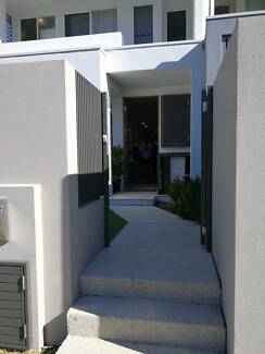 Two level, three bedroom terrace homes In the heart of Robina.