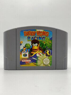 Diddy Kong Racing (Nintendo 64) PAL N64 Fast Shipping