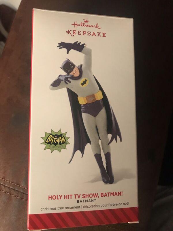 Hallmark keepsake classic tv series batman ornament
