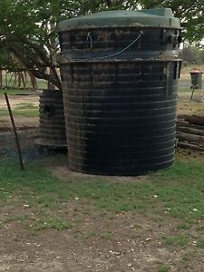 Septic tank 4000 litres polly Toobeah Goondiwindi Area Preview