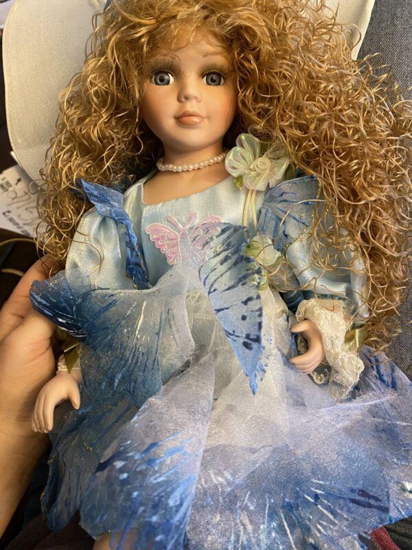 Porcelain Doll - Fairy