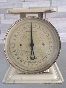 Vintage nursery scale