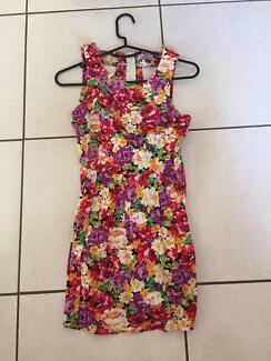 Lulu floral womens dress