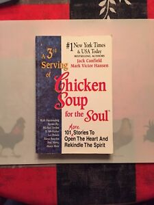 Chicken Soup for the Soul  $3.00 Like New