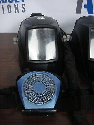 Miller Papr Welding Helmet Respiratory Protection System