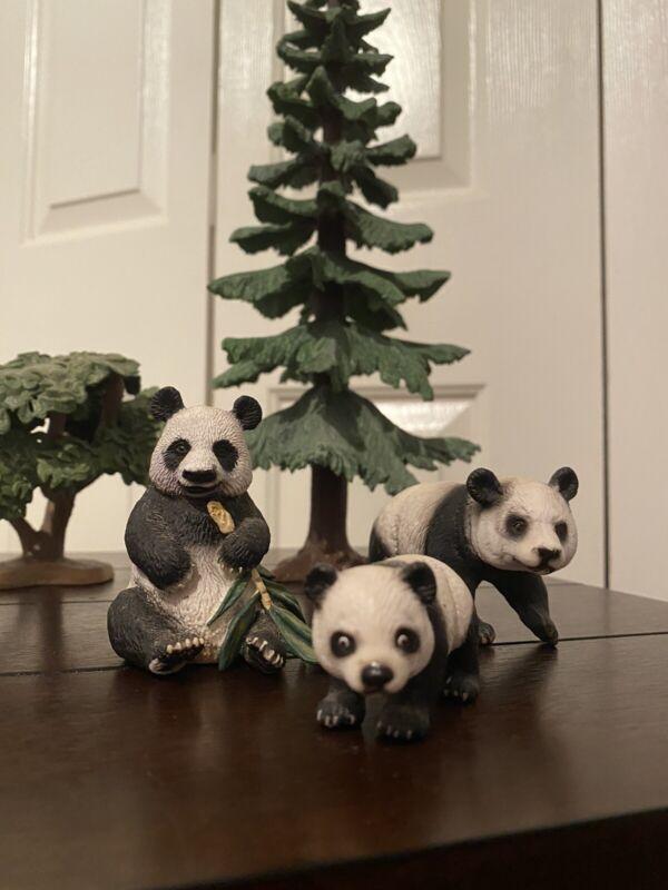 Schleich Panda Bear Set