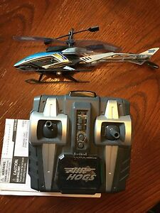 Remote control helicopter LIKE NEW