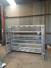 Cattle weigh crate - Hot Dipped Galvanised and very heavy duty. Glenvale Toowoomba City Preview
