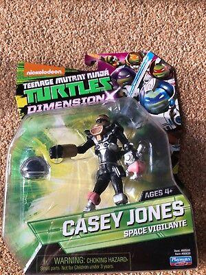 Teenage Mutant Ninja Turtles - Dimension X - Casey Jones - Space Vigilante *New - Tmnt Casey Jones 2017
