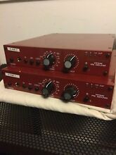 2 x Golden Age PRE73 MKII microphone preamplifiers. Brunswick Moreland Area Preview