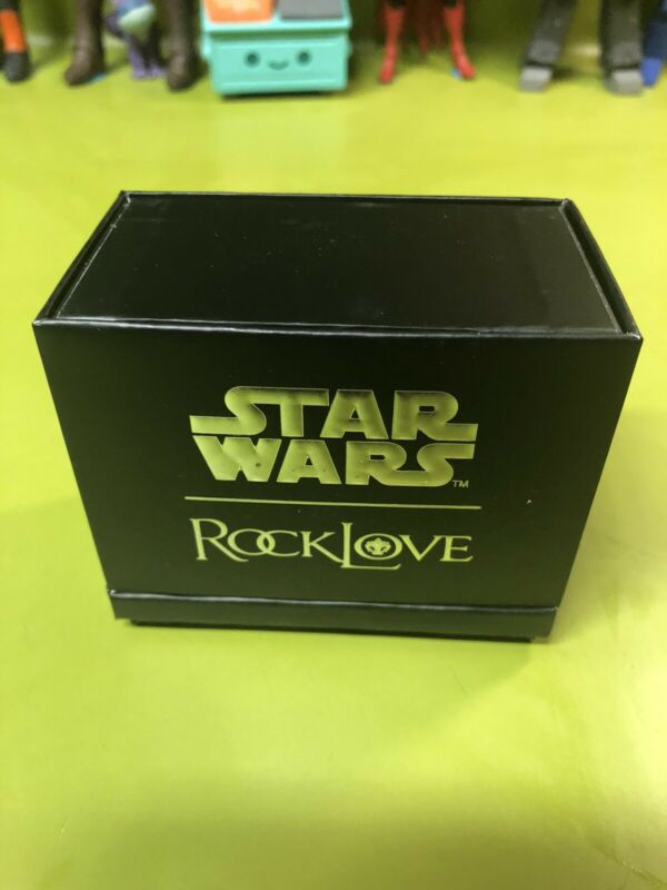 RockLove Ahsoka Tano Rebels Lightsaber Necklace