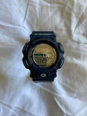 Casio G Shock Gulfman Navy blue