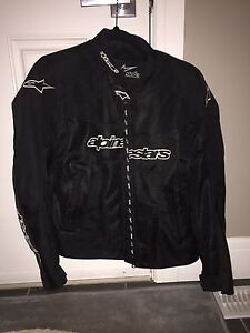 Woman's Alpinestars textile jacket