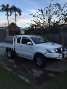 2015 Toyota SR5 Hilux 4x4 ExtraCab Newstead Brisbane North East Preview