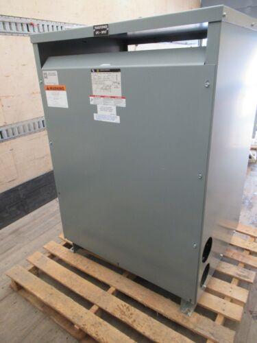 Square D 150T3HFCU, 150 KVA, 480 X 120/208 Volt, COPPER Transformer (NS)- T1657