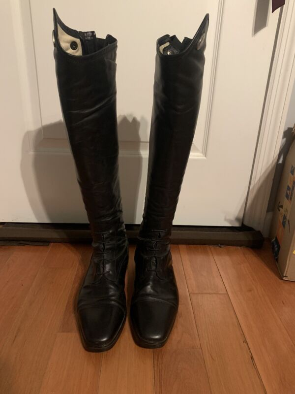 Parlanti Field tall boots. Only Worn 5 Times For A Show! Amazing Condition.